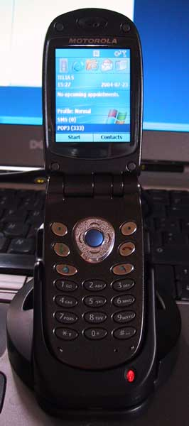 Motorola MPx 200
