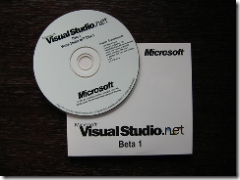 .NET Beta 1 packaging